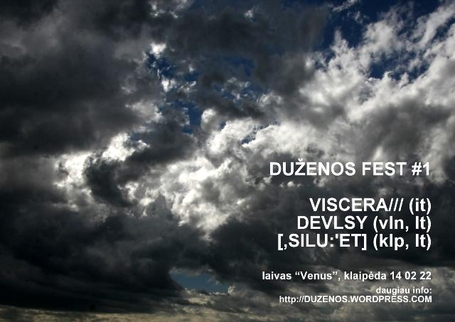 DUZENOS FEST #1