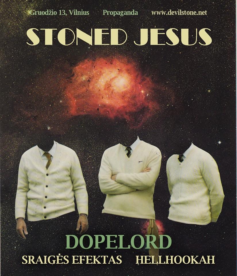 stoned jesus vilnius