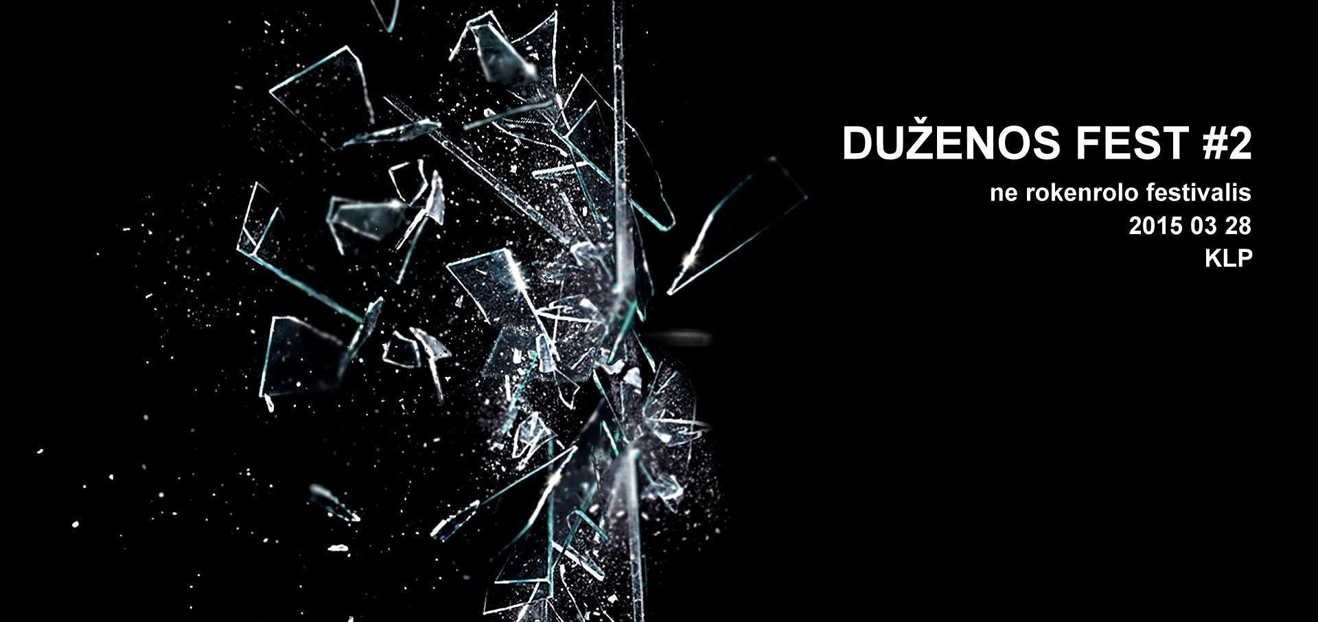 duzenos fest 2 broken glass cut