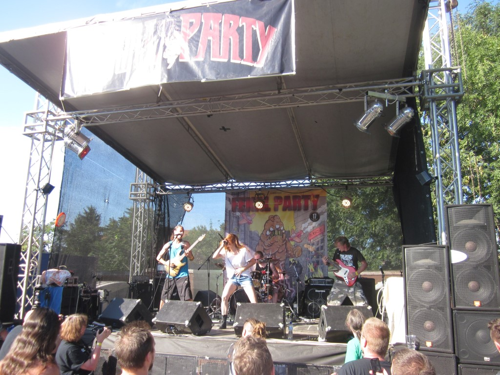 Fekal party 5