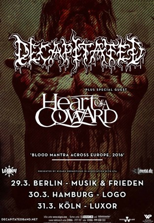decapitated berlin